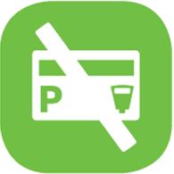 icône dématérialisation pas de ticket - Felicitta Parc, stationnements et parking à Sète