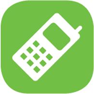 Icône téléphone - Felicitta Parc, stationnements et parking à Sète